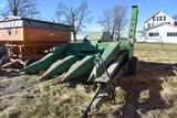 John Deere 300 pull type corn picker