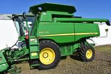 2010 John Deere 9570 STS 2wd combine