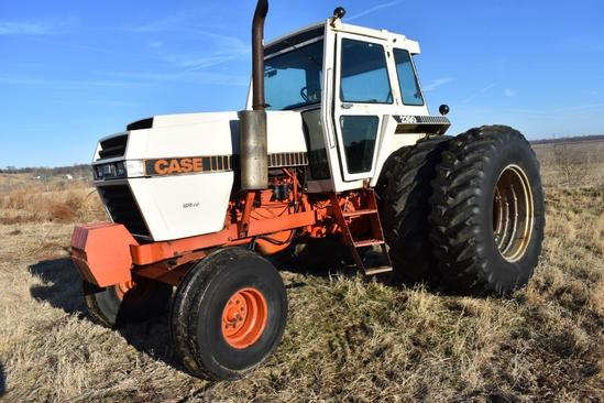 1982 Case 2390 2wd tractor