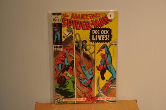 SPIDERMAN #89