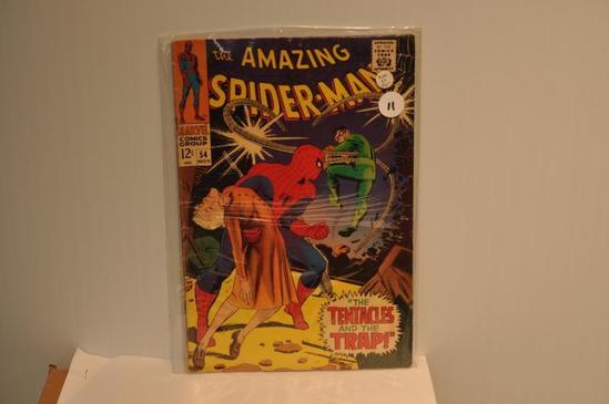 SPIDERMAN #54