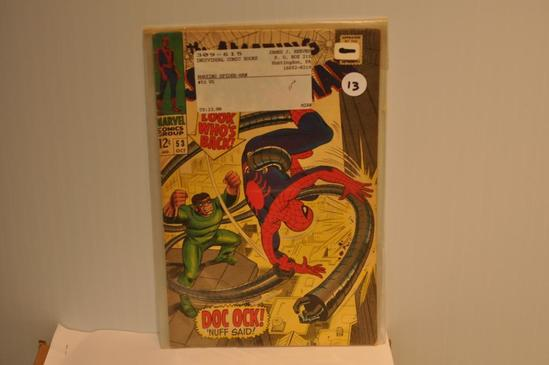 SPIDERMAN #53