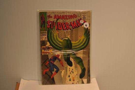 SPIDERMAN #48
