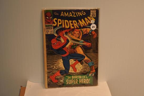 SPIDERMAN #42