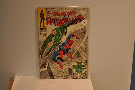 SPIDERMAN #64