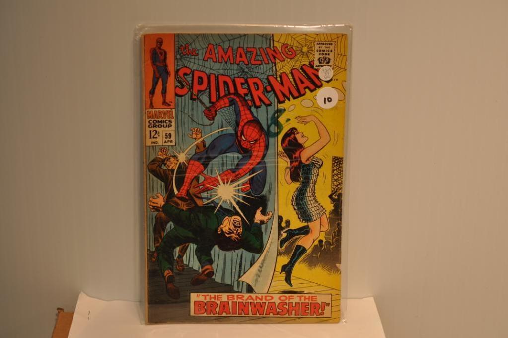 SPIDERMAN #59