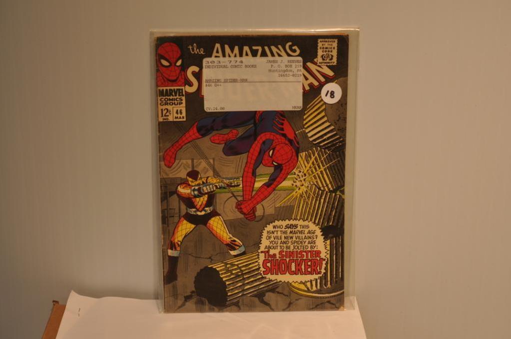 SPIDERMAN #46