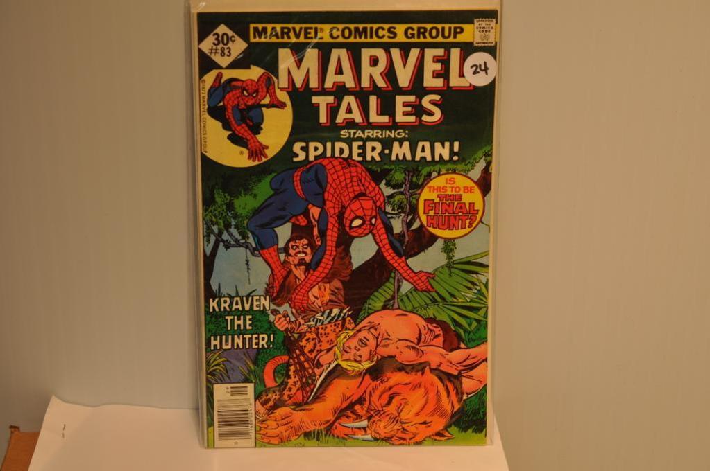 MARVEL TALES #83