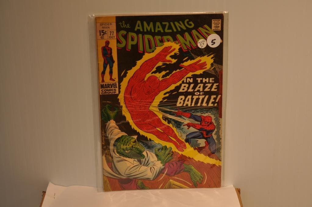SPIDERMAN #77