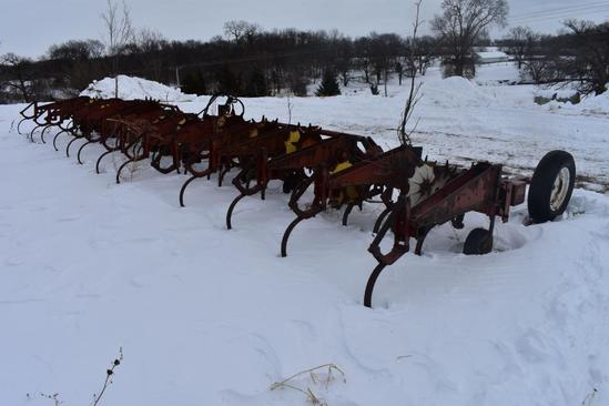 """White 378 12 row 30"""" cultivator"""