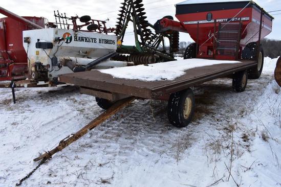 8' X 20' heavy duty steel hay rack