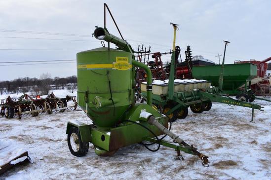 Walinga Agri-Vac MT614 Deluxe grain vac