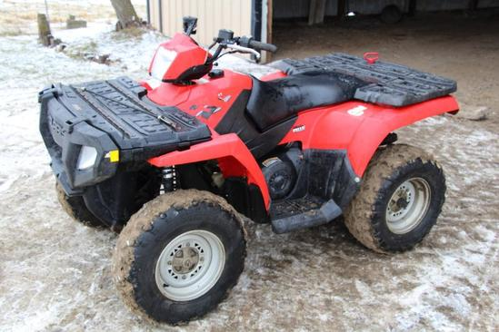 Polaris 500 Sportsman AWD ATV