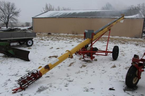 """Westfield WR80-31 8"""" x 31' truck auger"""