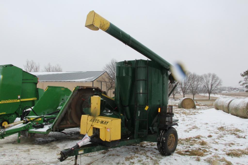 Artsway 475 grinder mixer