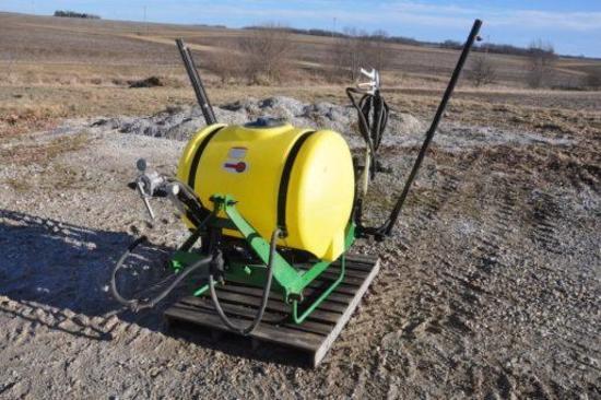 Ag Spray Equipment 3-pt. sprayer