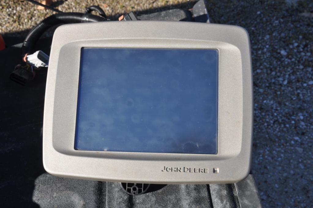 2007 John Deere 2600 GS2 touchscreen display