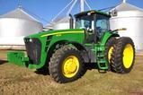 2009 John Deere 8230 MFWD tractor