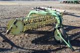 John Deere 670 5-bar hay rake