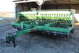 John Deere 750 15' grain drill
