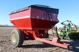 Unverferth 5000 grain cart
