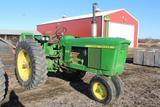 1961 John Deere 4010 gas tractor