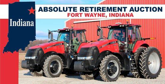 Corbat Farms Absolute Retirement Auction