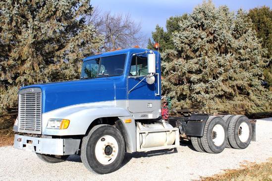 1998 Freightliner daycab truck