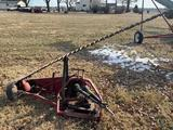 IH 300 sickle bar mower