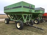 Parker 525 gravity wagon