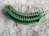 Concave insert bars for JD combine
