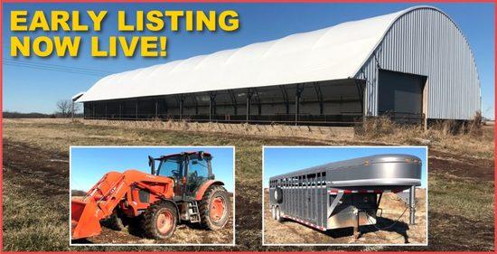 Overcash Equipment Auction