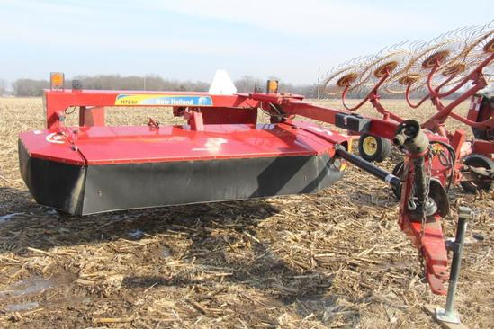 2011 New Holland H7203 MowMax 10' mower conditioner