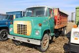 1977 Ford single axle grain truck