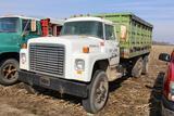 1978 International grain truck