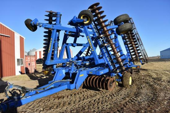 2011 Landoll 7431 29' VT Plus vertical tillage tool