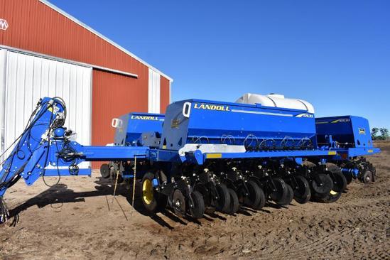 2013 Landoll 5531 30' grain drill