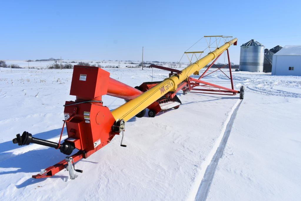 Westfield MK130-71 Plus swing away auger