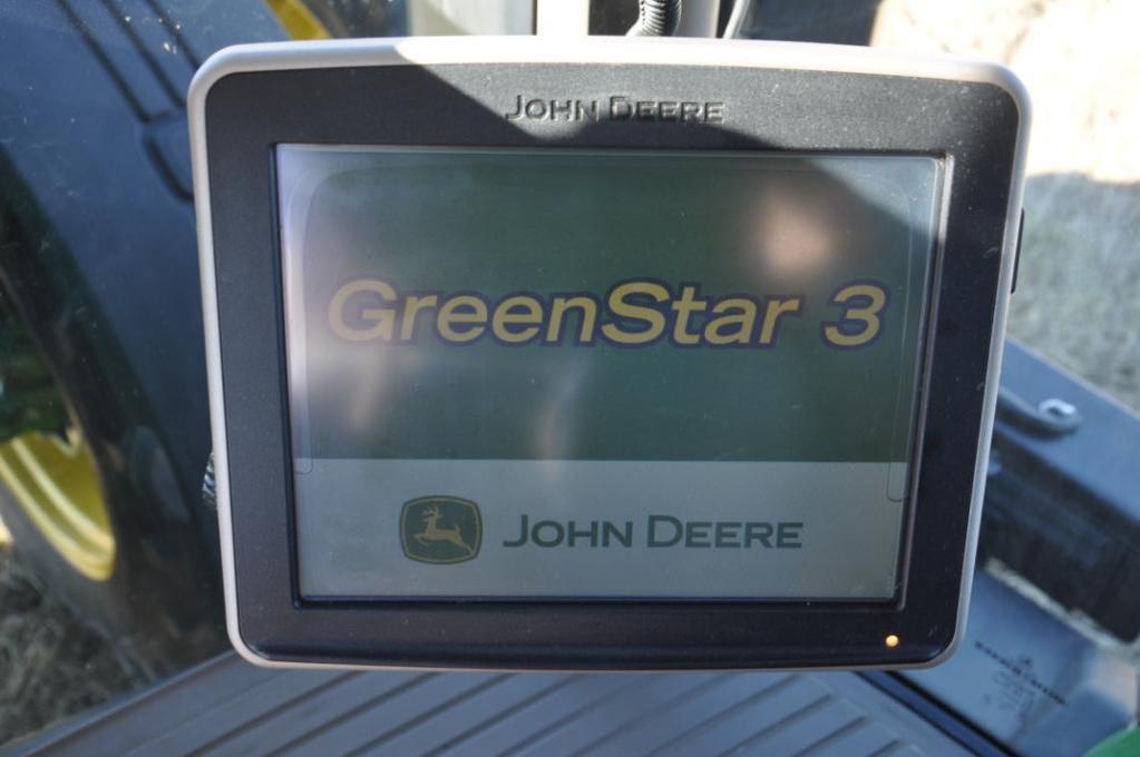John Deere GS3 2630 display