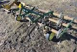 John Deere 7' 3-pt. field cultivator