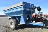 E-Z Trail 475 grain cart