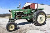 Oliver 1550 2wd tractor