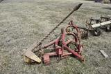 New holland 451 7' sickle bar mower