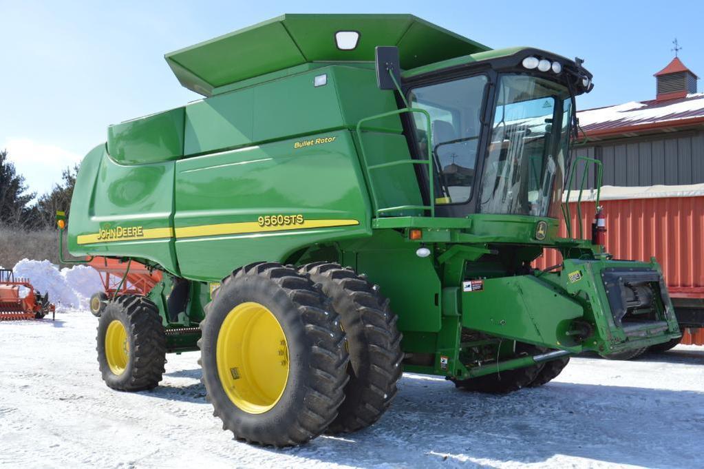 No Reserve Online Only Farm Equipment Auction
