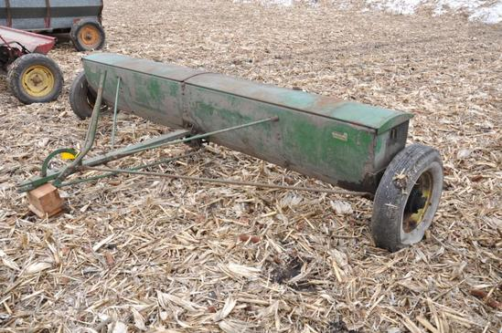 John Deere 12' pull-type drop seeder
