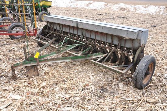 John Deere Van Brunt 10' grain drill