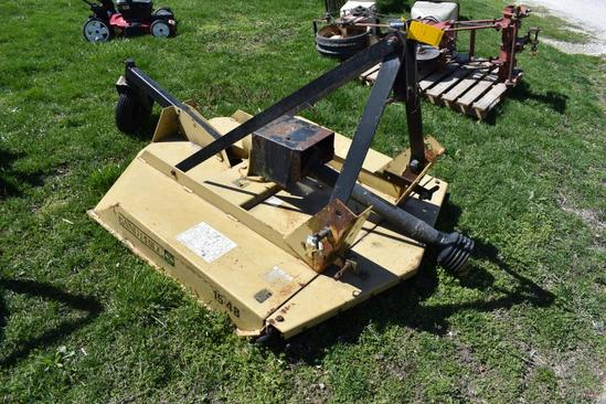 """Land Pride 15-48 48"""" 3-pt. rotary cutter"""