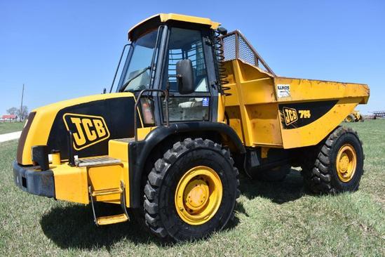 2000 JCB 714 articulated 4wd haul truck