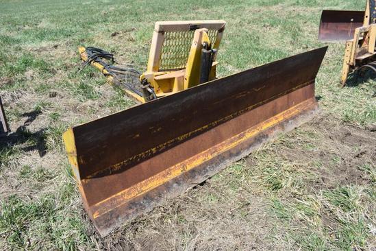 Werts 909 9' front mount blade