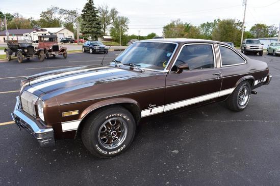 1975 Oldsmobile Omega Coupe